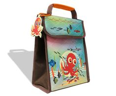 Insulated Lunch Sack by Coelacanth Gifts