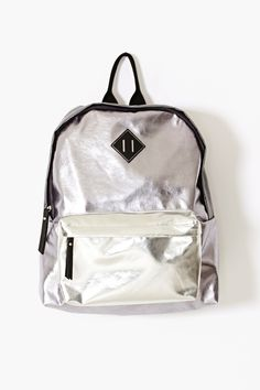 Backpacks are back for spring! Here are some of our favourites for every budget. Stylish Backpacks, Cute Backpacks, Vuitton Bag, Louis Vuitton, Silver Backpacks, Mens Gym Bag, Herschel Heritage Backpack, Purses And Handbags, Baguette