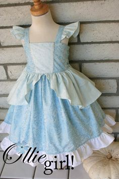 Simply a Princess Shimmery Pixie Dust by boutiqueolliegirl on Etsy