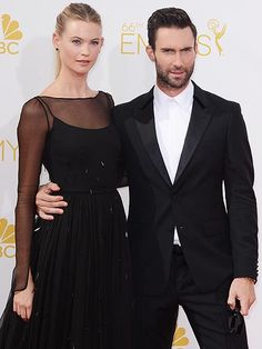 """How Adam Levine Spent His Very Sexy Year 