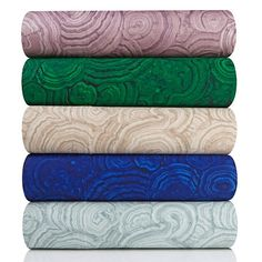 I ordered these to make tablecloths!  Hutton Wilkenson DESIGNED THESE SHEETS FOR HSN IN MALACHITE GREEN, LAPIS LAZULI BLUE, AMETHYST, ROSE QUARTZ AND PALE GREEN, 100% COTTON, 400 THREAD COUNT, NEW SATEEN FINISH, PERFECT FOR DRESSING YOUR BED, COVERING WALLS, MAKING TABLE CLOTHS, PILLOWS OR EVEN CURTAINS.  CHECK THEM OUT ON WWW.HSN.COM (KEYWORD: HUTTON WILKINSON)