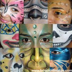 Halloween Makeup ~ DIY Organic Alternative