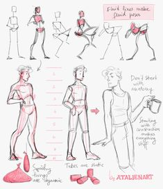 Art Tutorials & References Anonymous said: Do any of the mods have tips for drawing a full body in side view? I always get it wrong Answer: There's a really good side view breakdown in Bridgman's Constructive Anatomy book,. Gesture Drawing, Anatomy Drawing, Anatomy Art, Drawing Base, Figure Drawing, Drawing Muscles, Drawing Techniques, Drawing Tips, Book Drawing