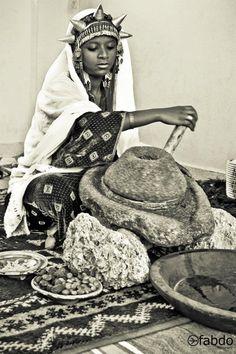 Artagence Coiffure Orientale Ethnik Maroc - Berber  #artagence