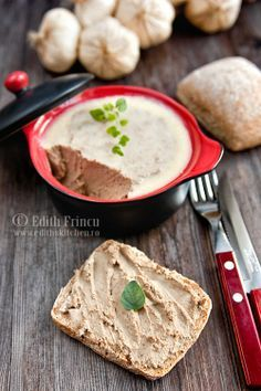 I Cook Different Foie Gras, Ceviche, Romania Food, Charcuterie, European Dishes, Hungarian Recipes, Romanian Recipes, Recipes Appetizers And Snacks, Dips