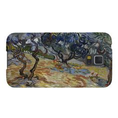 Olive Trees by Vincent Van Gogh Galaxy S5 Covers