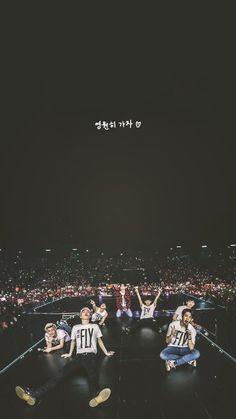 GOT7 wallpaper fly concert
