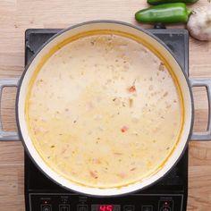 Fresh Corn Chowder In Under 30 Minutes