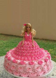 Barbie cake Delivery Chennai, Order Cake Online Chennai, Cake Home Delivery, Send Cake as Gift by Dona Cakes World, Online Shopping India Barbie Doll Birthday Cake, Barbie Torte, Bolo Barbie, Barbie Cake, Classy 21st Birthday, Prince Cake, Birthday Wishes Cake, Belle Cake, Cake Pictures