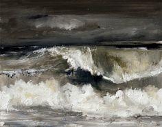 Custom Oceanscape - Jason J Villeneuve.
