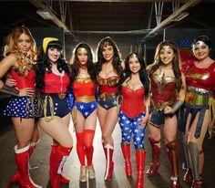 WATCH / #WonderWoman saves the world in new music video mash-up tribute from Nerdist