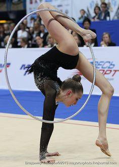 Maria Titova (Russia), Grand Prix (Moscow) 2013