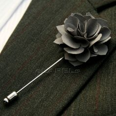 HANDMADE lovely Boutonniere Flower Lapel Pin Mens Fashion Accessories /EG_gy #Fashion #Style #Deal