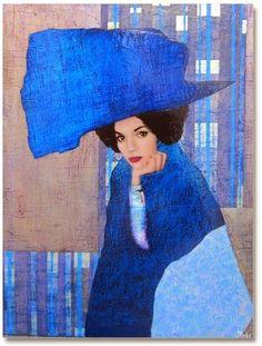 Artist Richard Burlet France, 1957