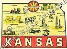 Kansas, Where I was born and raised.