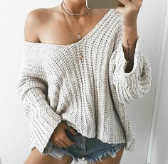 """classy-lovely: """"Sweater» """""""