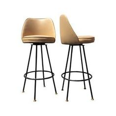 Mid-Century Bar Stools by Admiral