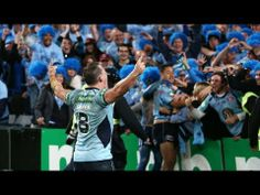 State Of Origin 2014 Game 2: NSW Vs QLD Highlights