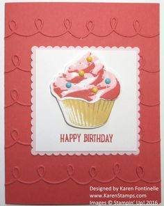 There are many card-making and papercrafting projects possibilities with the Sweet Cupcake Stamp Set and Cupcake Cutouts Framelits Dies.  http://www.stampinup.com/ECWeb/ProductDetails.aspx?productID=142232&dbwsdemoid=54345