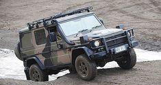 Mercedes-Benz G-Class G300 Military