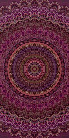 Fantastic Mandala Graphic Collection - hippie mandalas