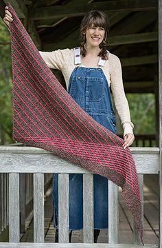 leethalknits.com - solo knitting patterns by Lee Meredith - Perrine's Bridge