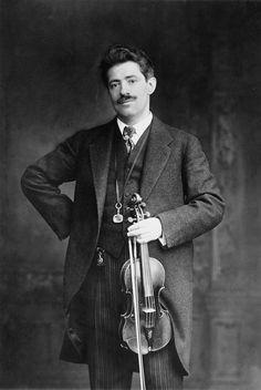"thiagosivila: ""Fritz Kreisler (1875 -1962) """