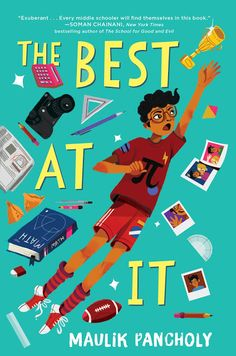 From award-winning actor Maulik Pancholy comes a hilarious and heartfelt middle grade debut about a gay Indian American boy coming into his own. Perfect for . New Books, Books To Read, Children's Books, National Book Store, It Pdf, Social Themes, Seventh Grade, Free Pdf Books, Big Hugs