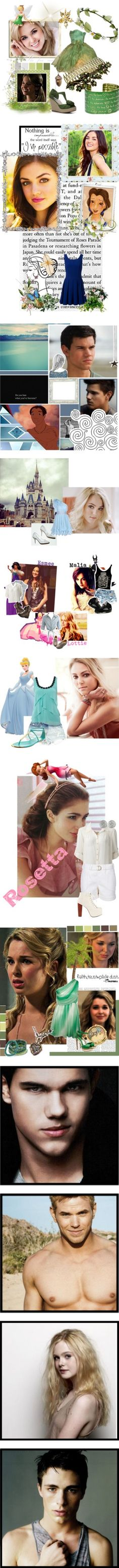 """Disney High Open sets"" by avadakedavra934 ❤ liked on Polyvore"