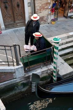 Venice, Italy (fotografía de Steve McCurry)