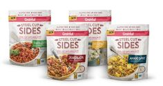 Steel cut oats: They're not just for breakfast anymore. | Fit Bottomed Eats