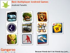 All work and no play make Jeff a dull boy.  Play with your friends on these multiplayer Android games.