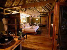 Image result for luxurious safari cabin interior