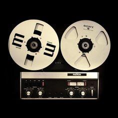 Tape recorder - Revox - www;remix-numerisation.fr