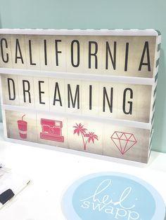 Heidi Swapp lightbox ideas on Pinterest   Lightbox, Happy Things ...
