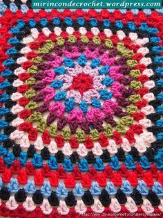 Crochet coat — Crochet by Yana Plaid Crochet, Crochet Jacket, Crochet Poncho, Irish Crochet, Crochet Blouse, Crochet Pillow, Crochet Motif, Crochet Stitches, Crochet Patterns