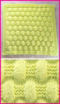 Knitted Afghans, Knitted Blankets, Crochet Shawl, Knit Crochet, Knitted Baby, Baby Blankets, Easy Baby Knitting Patterns, Baby Hat Patterns, Crochet Patterns