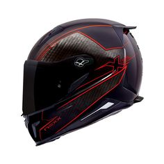 """XR2 CARBON PURE Red """"Nexxpro has always sought, as fundamental principle, the acquisition of the highest levels of quality in its products."""""""