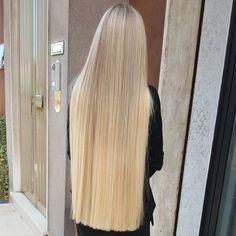 My love of longhair Long Blunt Hair, Long Dark Hair, Very Long Hair, Beautiful Long Hair, Gorgeous Hair, Stunningly Beautiful, Honey Blonde Hair, Rapunzel Hair, Silky Hair