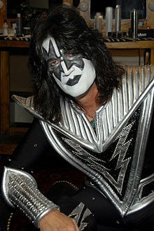 Thomas Cunningham Thayer (born November 7, 1960) is an American musician and songwriter best known as the lead guitarist for the American hard rock band Kiss, as well as the former lead guitarist for the band Black 'n Blue...