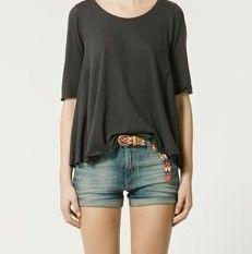 Camisetas Zara 2011