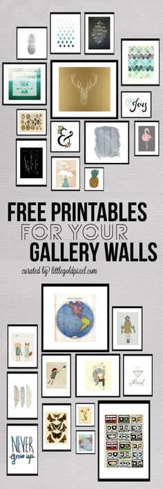 Cute DIY Room Decor Ideas for Teens - DIY Bedroom Projects for Teenagers - Free Printable Quotes for Bedroom Walls