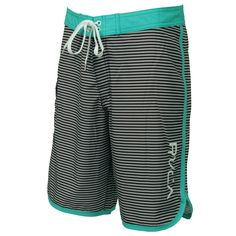 #RVCA Mens Boardshorts Repeater Aqua Fade
