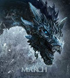 It was just a normal spear from the Night King who took our beloved dragon out of the sky and killed him and The Night King has a dragon now. Game Of Thrones Dragons, Got Dragons, Got Game Of Thrones, Mother Of Dragons, Fantasy Creatures, Mythical Creatures, Tatouage Game Of Thrones, Game Of Thrones Poster, Ice Dragon