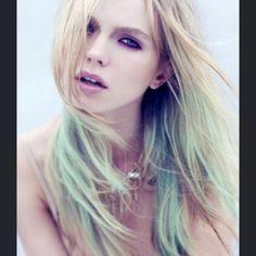 2012 s/s hair trend Two tone & Gradation Hairstylist • Nicole Kim •