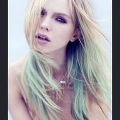 2012 s/s  hair trend  Two tone & Gradation  Hairstylist • Nicole Kim •