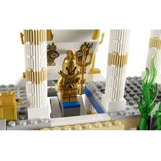 Lego-Atlantis-City-inside Atlantis, Lego, Toys, City, Amazon, Games, Board, Products, Activity Toys