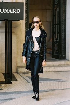 #fashion-ivabellini Vanessa Jackman: Paris Fashion Week SS 2013....Kristy