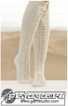 Crochet Socks, Knitting Socks, Knit Crochet, Thigh High Socks, Knee Socks, Art Boots, Knitting Patterns, Crochet Patterns, Fluffy Socks
