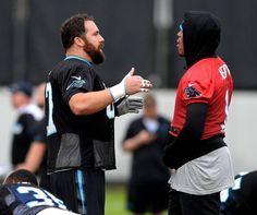 Carolina Panthers Ryan Kalil ELITE Jerseys